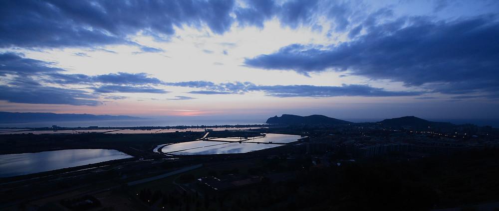 Cagliari si sveglia