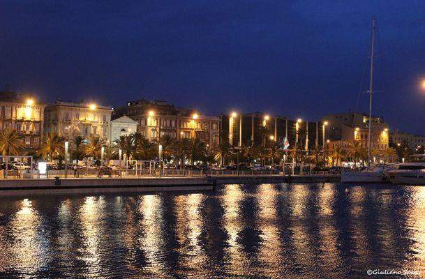 Cagliari,Via Roma