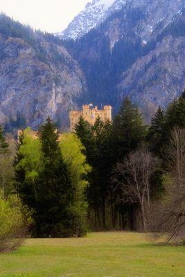 Cahteau de Hocheschwangau (Bavière)