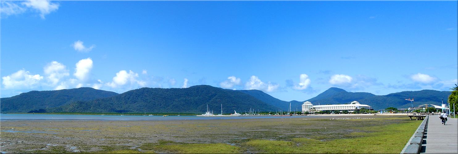 Cairns, Esplanade