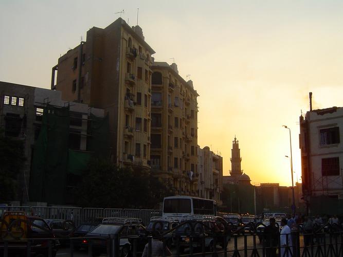 Cairo Nebengasse