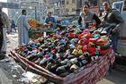 Cairo : venditori di calzini