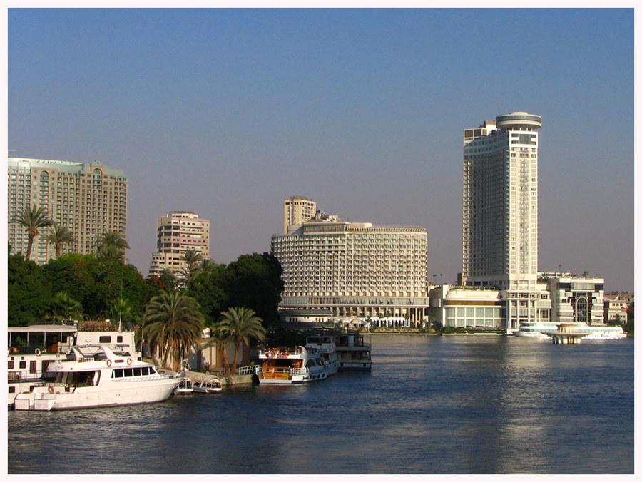"""Cairo von der """"reichen"""" Seite"""