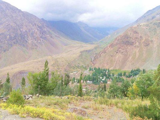 Cajon del Maipu
