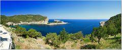 Cala Benirràs _ Panorama