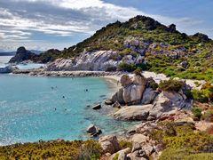 Cala Corsara - Isola di Spargi