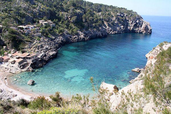 Cala Deià - Mallorca -