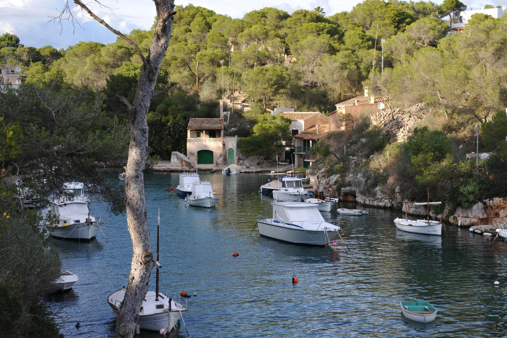 Cala Figuera - zweite Bucht