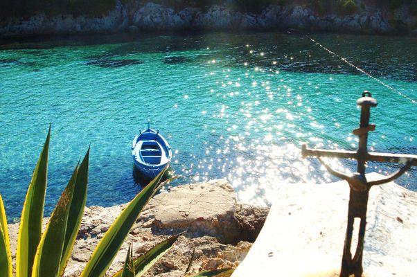 Cala Moresca, Golfo Aranci.