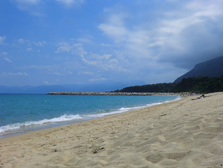 Cala Osalla, Golfo di Orosei, Sardinien