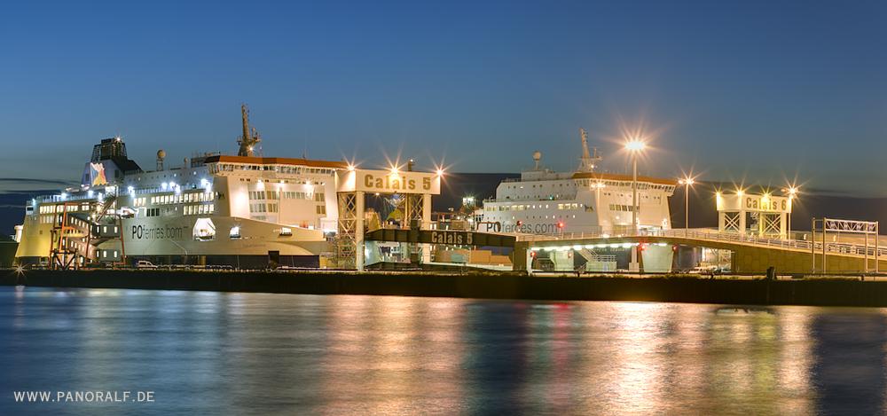 Calais port, poste 5 + 6