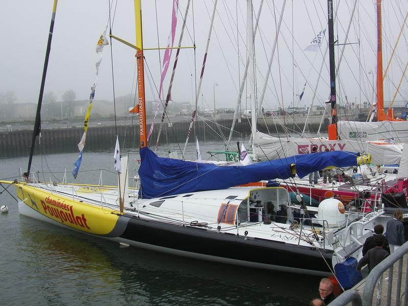 Calais Round Britain Race 2007 /2