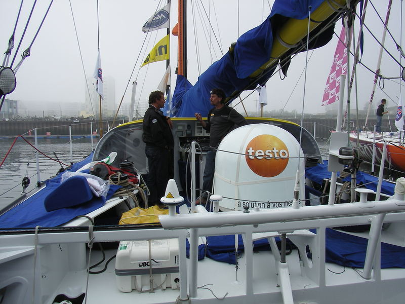 Calais Round Britain Race 2007 /3