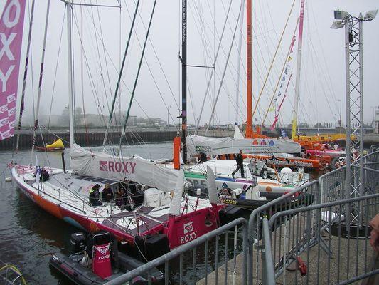 Calais Round Britain Race /6