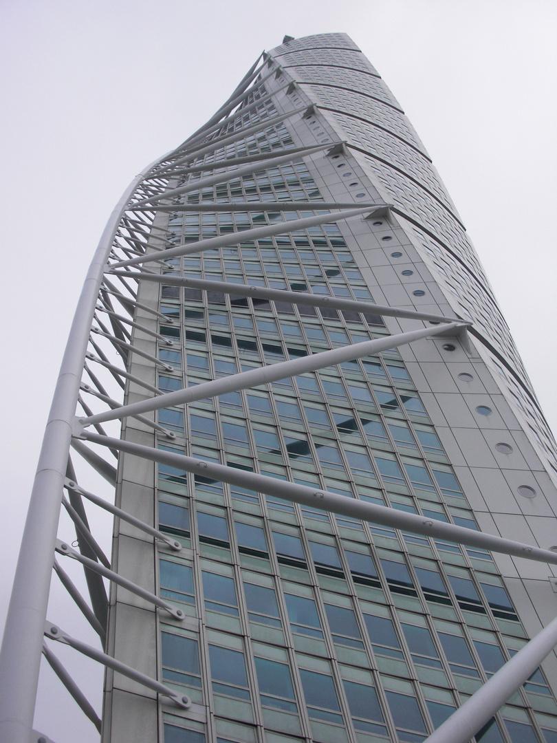 Calatrava-Hochhaus in Malmö
