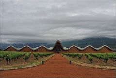 Calatrava in der Rioja
