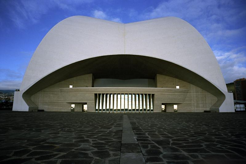 Calatravas Auditorio