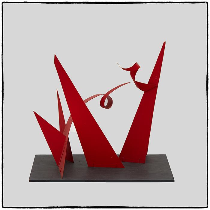 Calder auf der Museumsinsel Hombroich