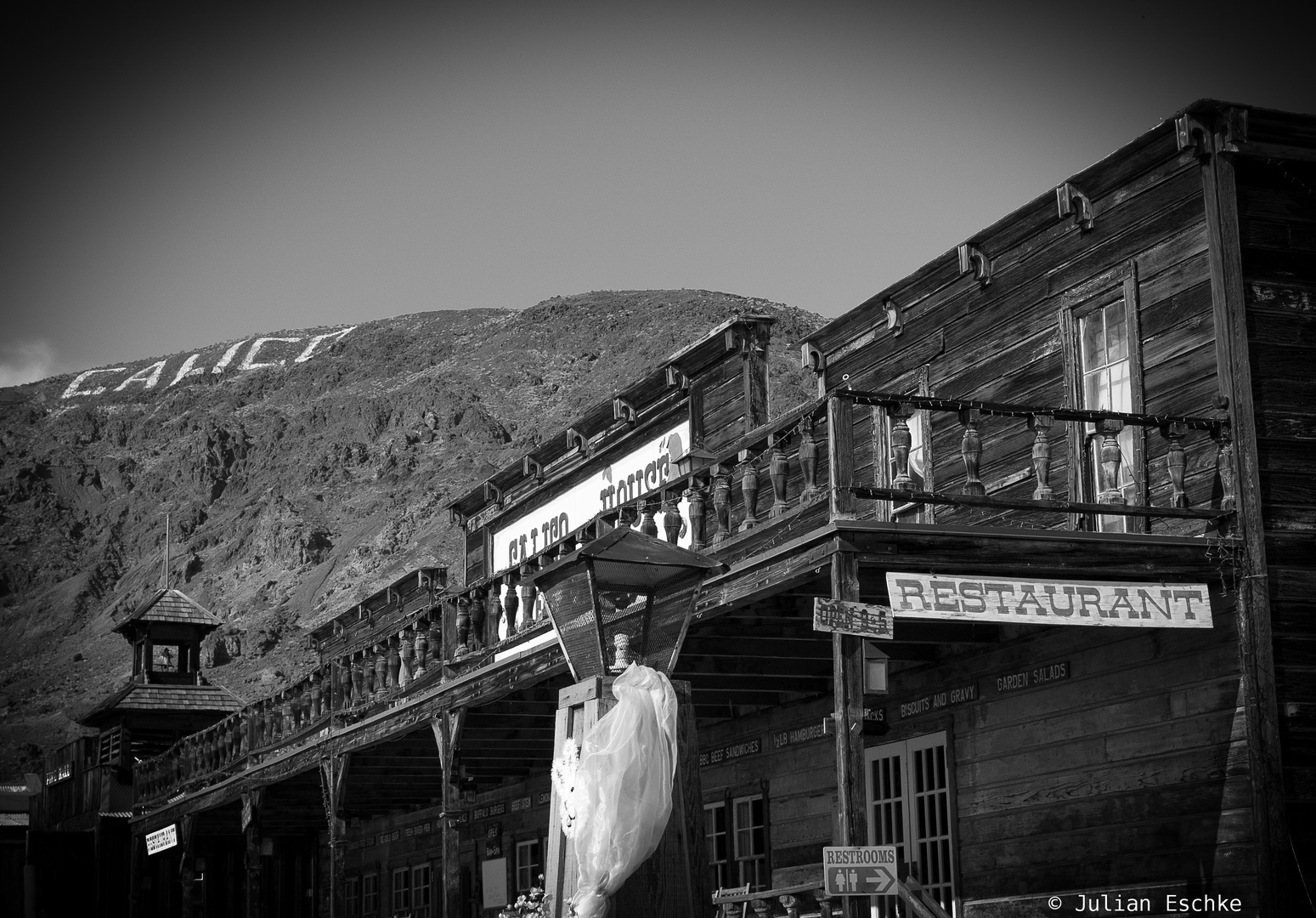 Calico - The Ghost Town