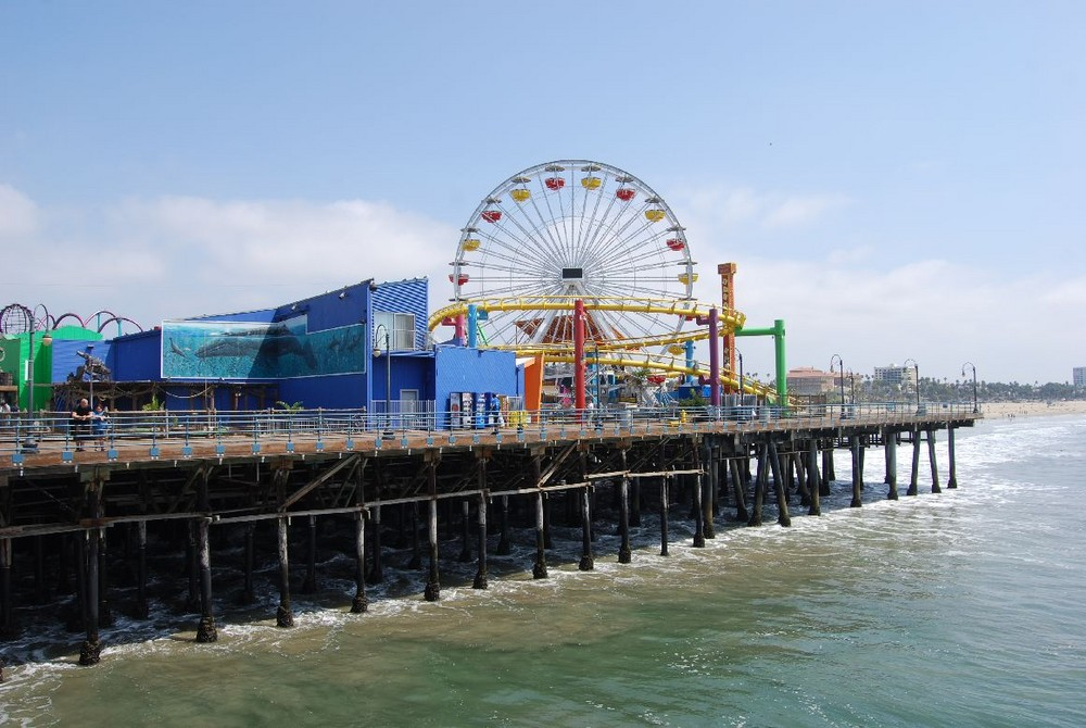 California - Santa Monica Pier