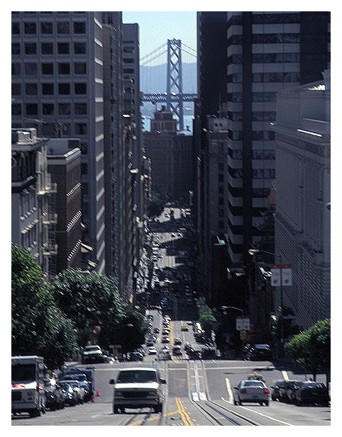 California Street,, San Francisco