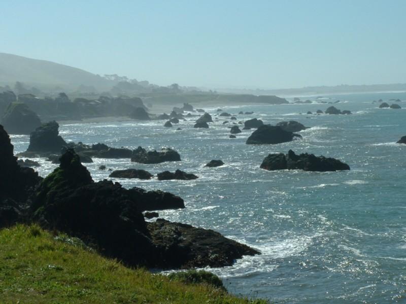 Californische Westküste - westlich San Francisco - 03/2005