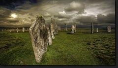Callanish Standing Stones - Äußere Hebriden/ Schottland