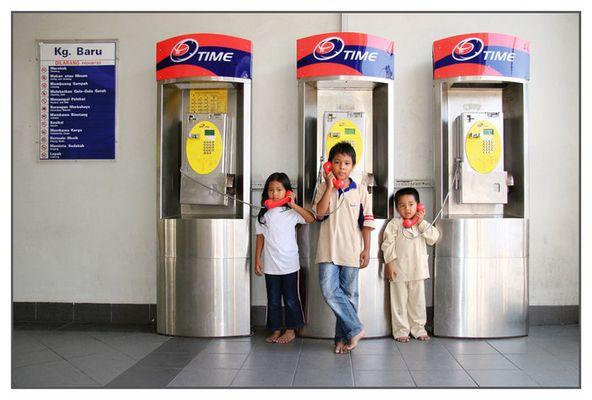 Callcenter-Kuala Lumpur - Malaysia