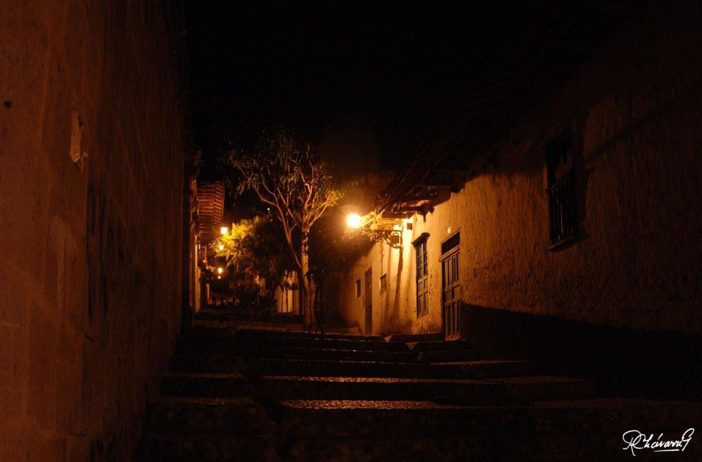 Calle Cajamarquina