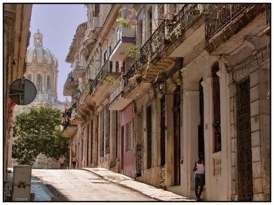 calle cubana.-
