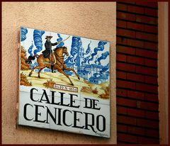 Calle de Cenicero