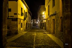 Calle de Covarrubias