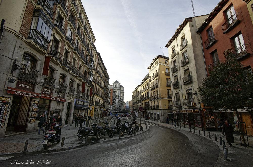 ...Calle de Toledo...