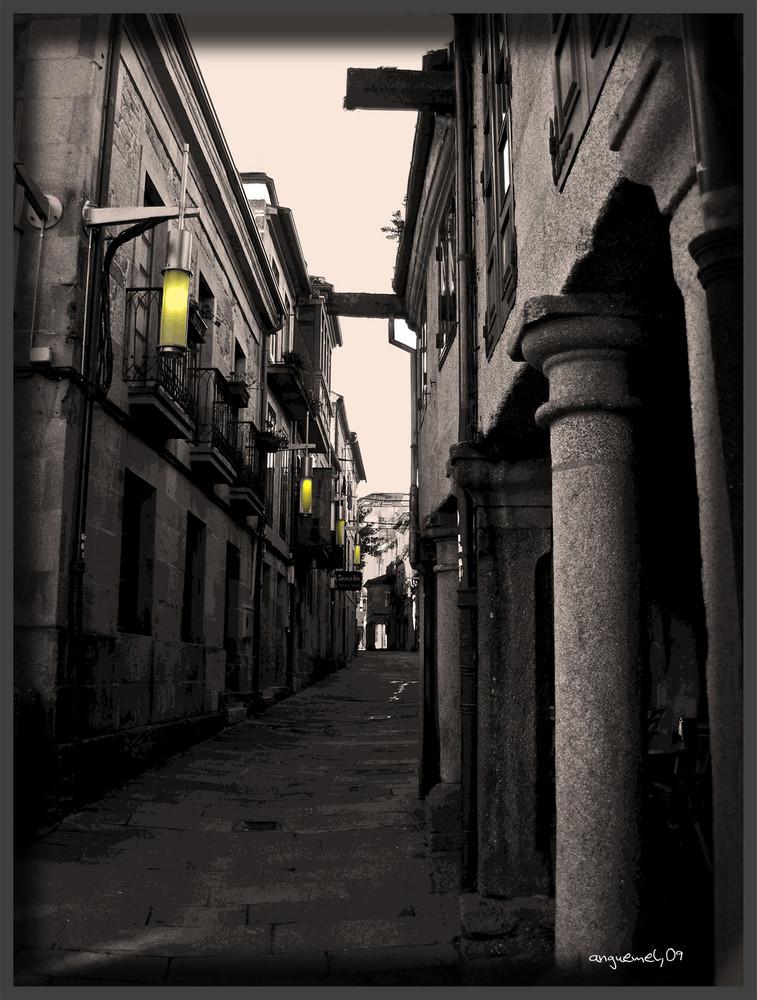 Calle Figueroa,Pontevedra