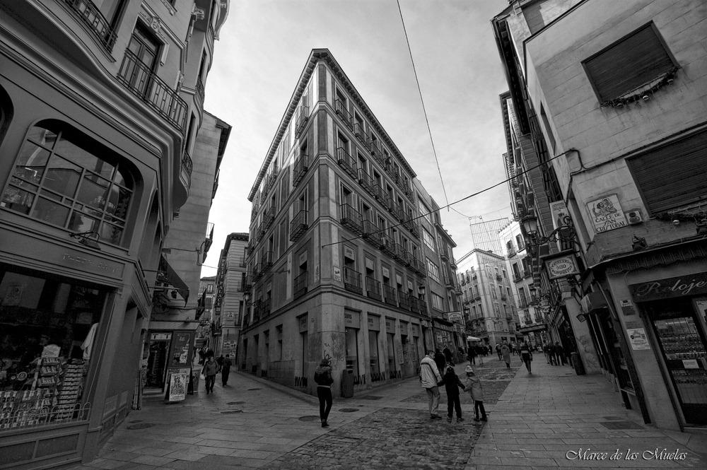 ...Calle Postas...