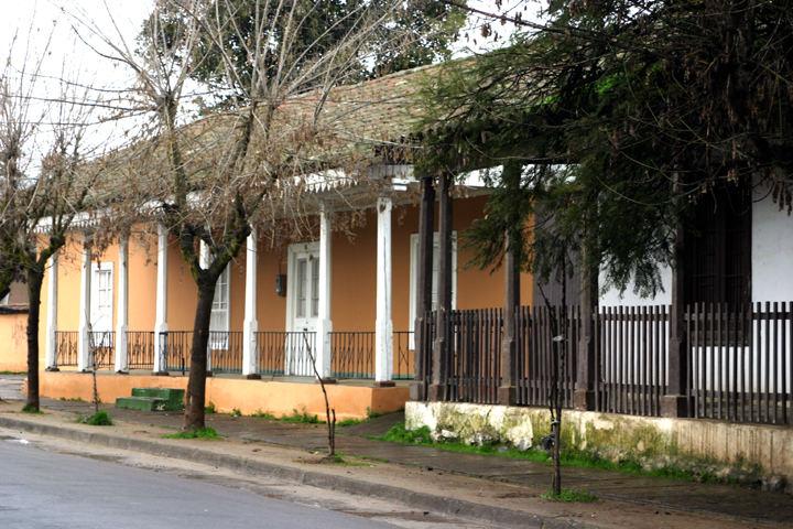 Calle principal Pichidegua