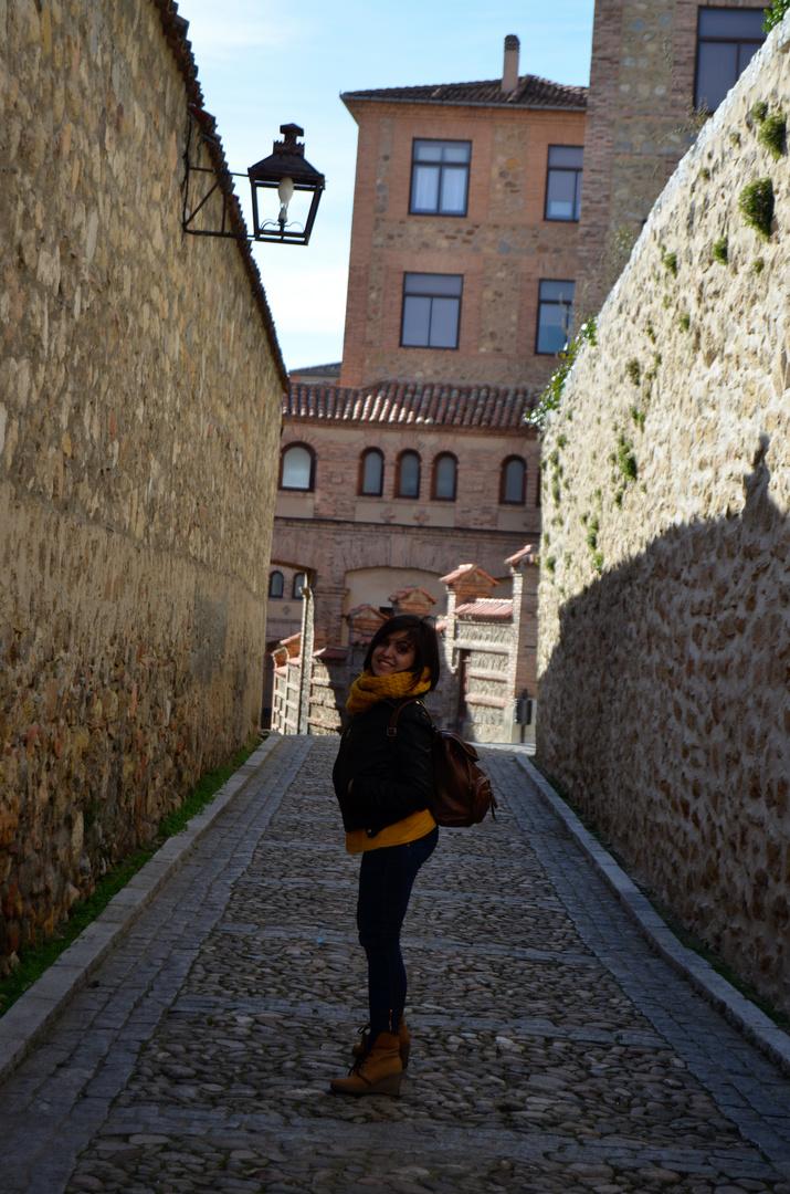 Calle Segoviana