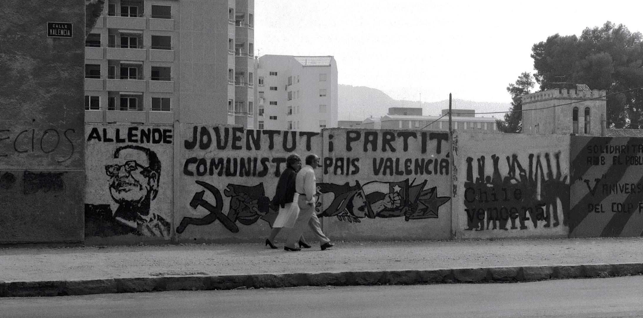 Calle Valencia, Alcoi
