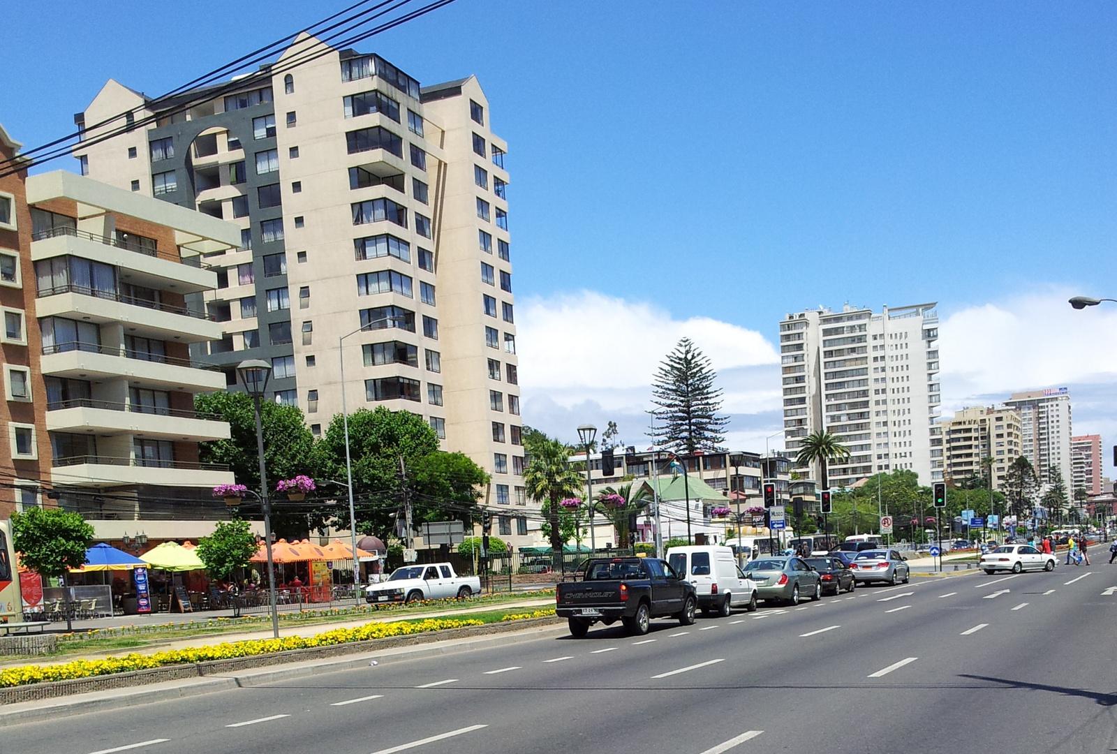 Calle Viana - Viña del Mar