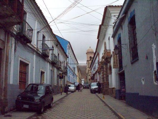 callecitas peruanas