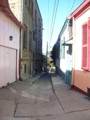 Callejones de Valparaiso