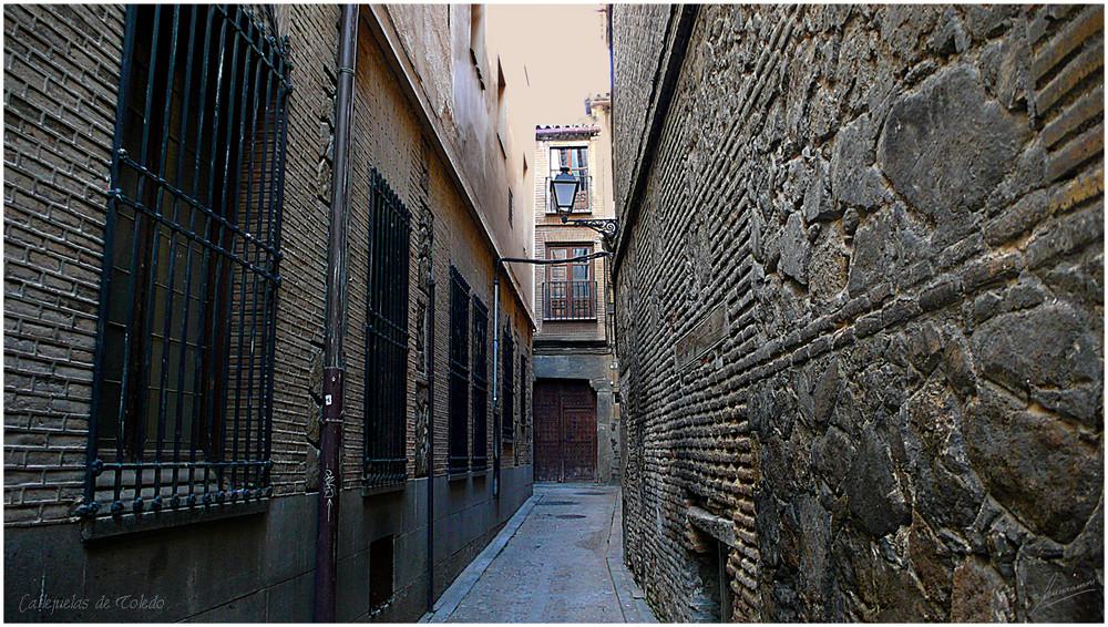 Callejuelas de Toledo