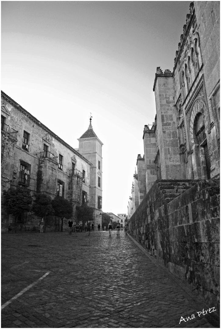 Calles De la Mezquita de Córdoba