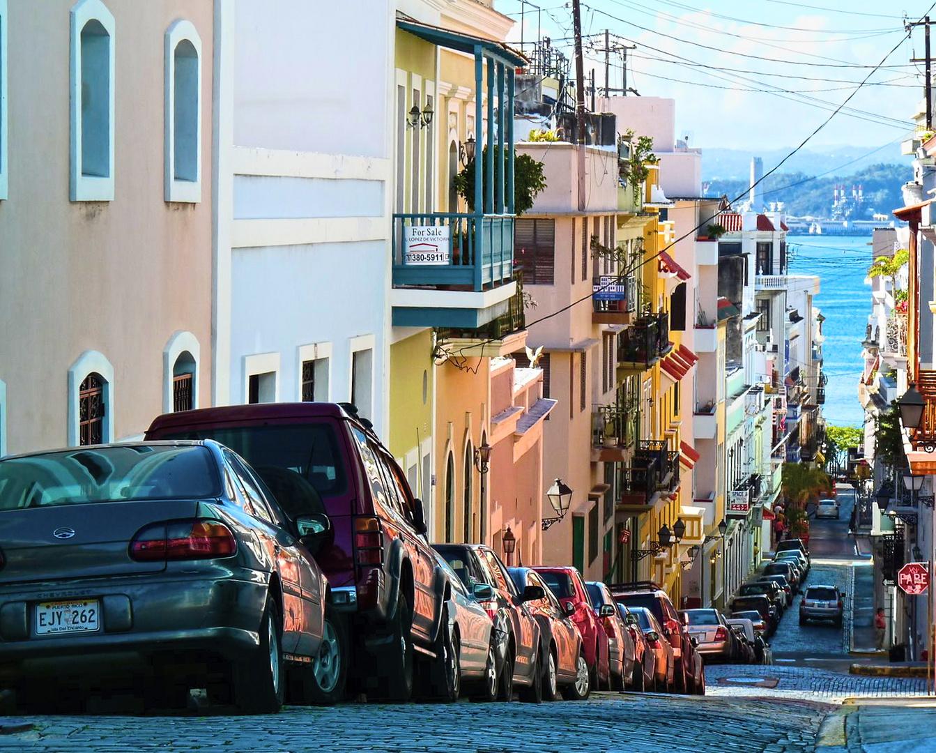 Calles de Puerto Rico