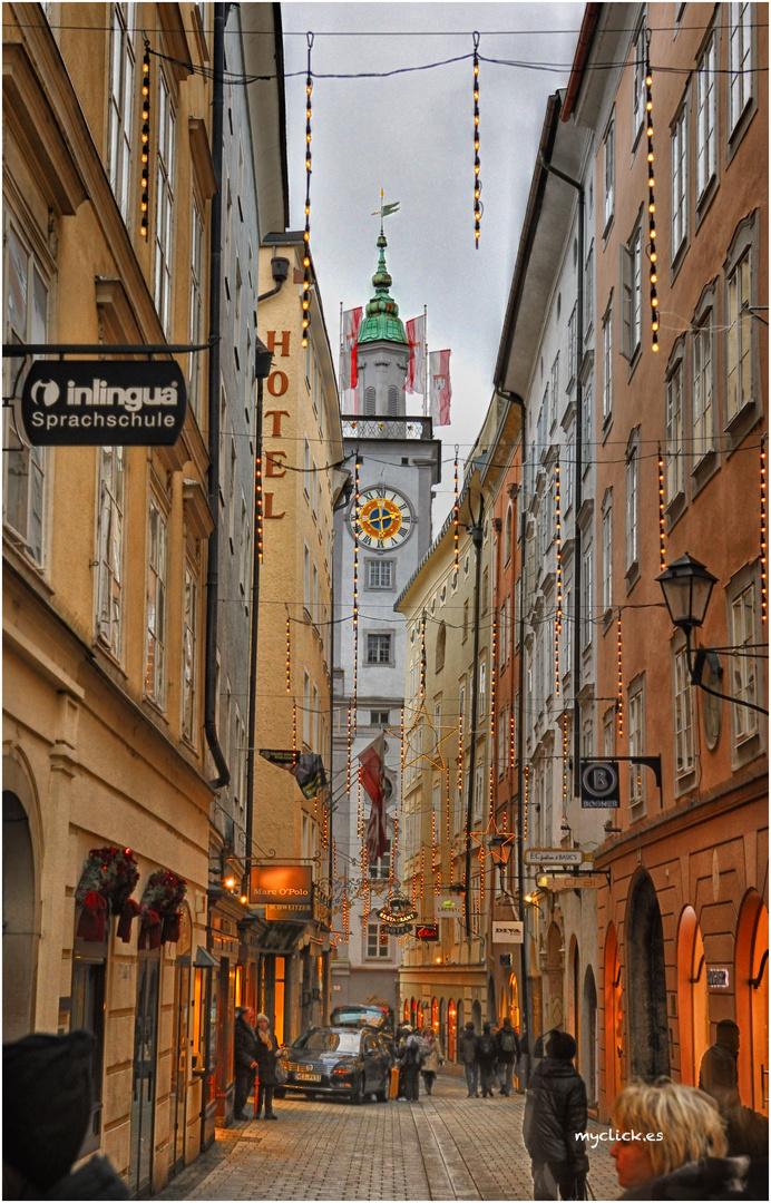 CALLES DE SALZBURGO 2 -AUSTRIA
