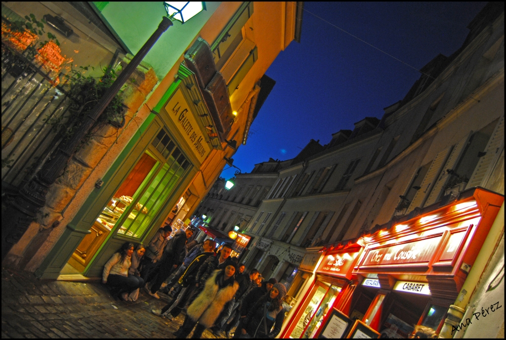Calles del Barrio de los Pintores 1