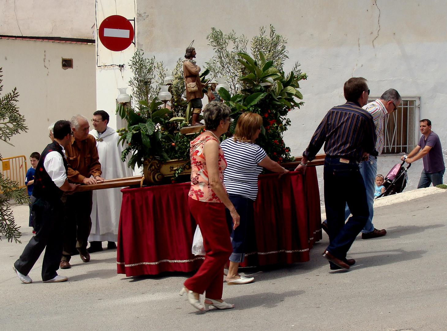 Calles et la fête de Sta. Quiteria..03