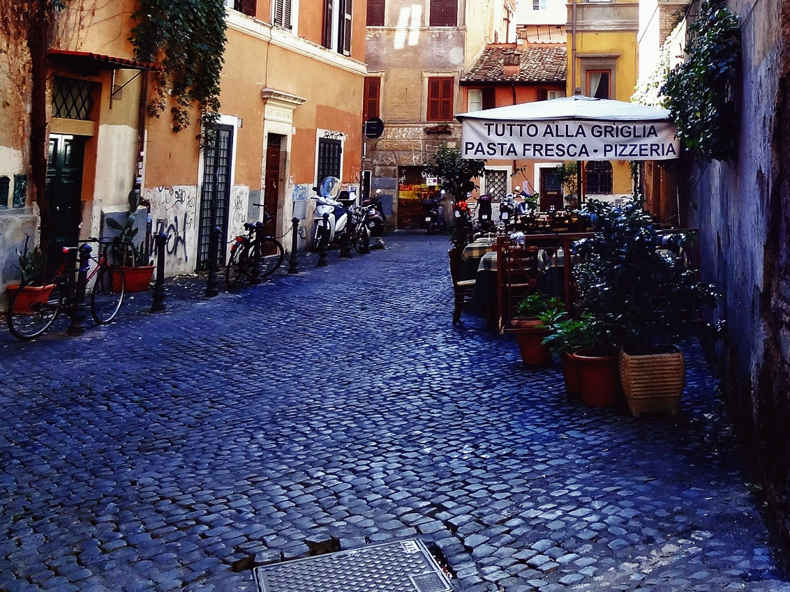 Calles romanas