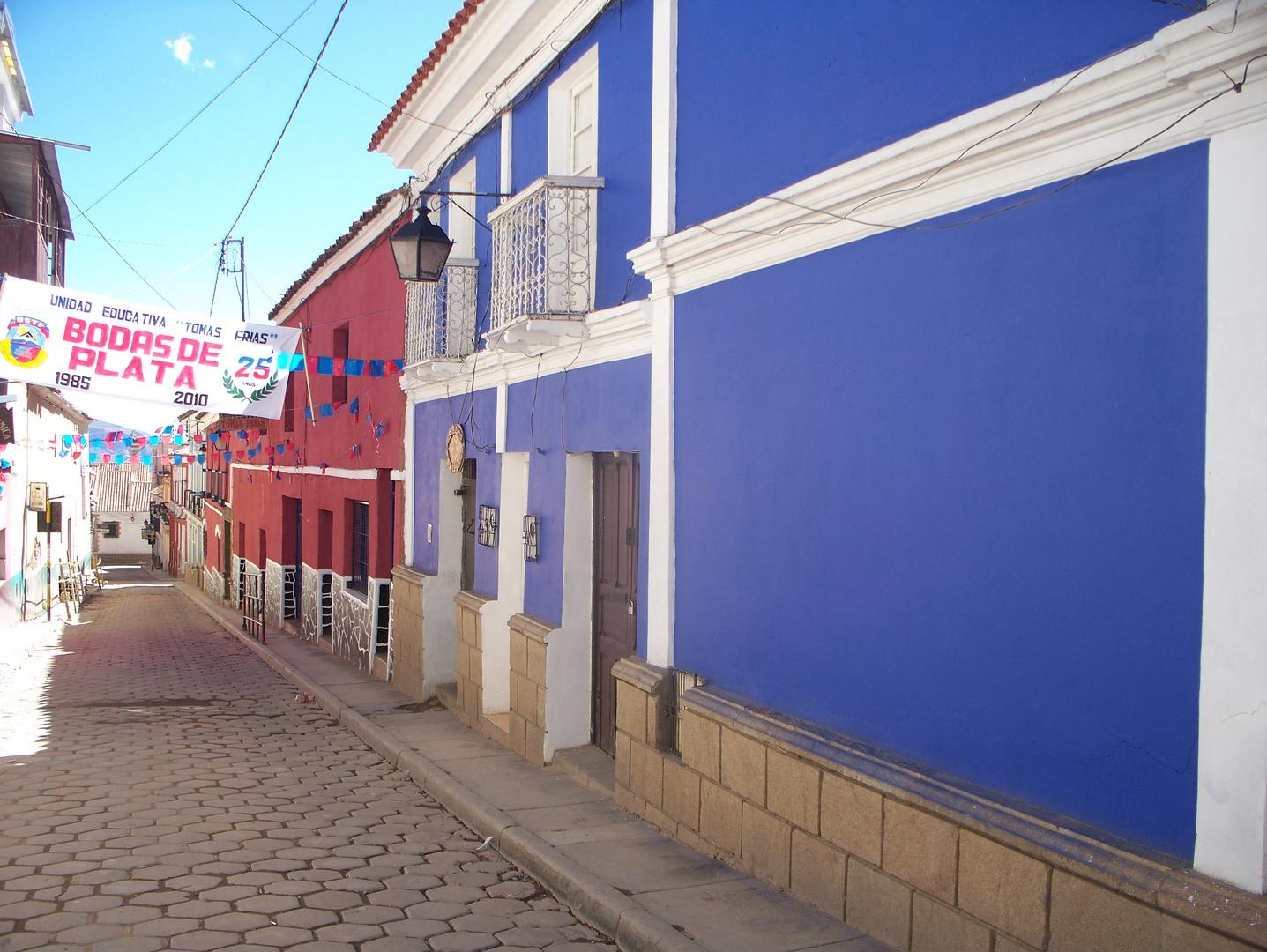 calles y colores