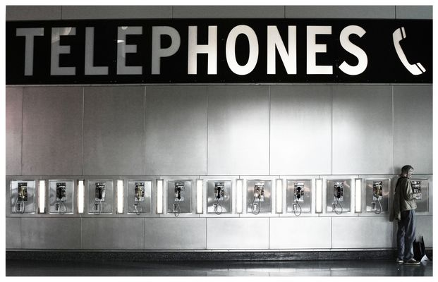 Calling home...